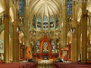 st-marys-cathedral-walllpaper-image